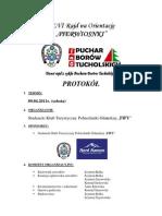 Protokół końcowy Pierwiosnki 2011