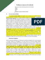 2. Interferencia Linguística y Traducción