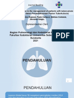 Teknik Bronkoskopi dalam Penatalaksanaan Pasien Tuberkulosis