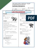 Grado-Absoluto-y-Relativo-de-un-Polinomio-para-Tercero-de-Secundaria