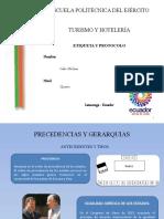 Precedentes y Gerarquias de Protocolo