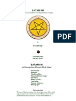 SATANISM An Examination of Satanic Black Magic