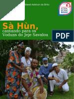 EBOOK Sà Hùn, cantando para os voduns do Jeje Savalou