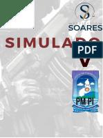 SIMULADO V - PM PI - Prof. Soares