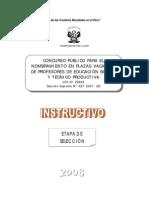 FICHAS DE INDICADORES DE EVALUACIO  R. J - 0899-2008-ed