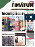 09 ABRIL Nota en el Diario