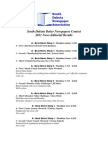 2011 SDNA News-Editorial Contest Results