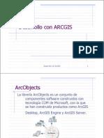 Tema 17 Desarrollo con ArcGIS Objects