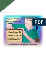 Cuaderno de educación de los sentimientos (Primaria)