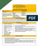 Planificacion Funciones Trigonométricas Matemática  4to