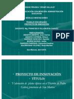 diapositivas proyecto educativo