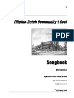 Filipino-Dutch Community 't Gooi