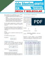 Masa-Atómica-y-Molecular-Para-Tercer-Grado-de-Secundaria