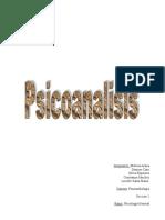 trabajo psicoanalisis
