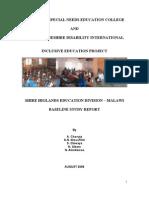 MALAWI STUDY