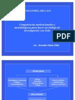 COMPETENCIAS METODOLÒGICA y MOTIVACIONALES
