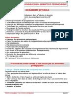 MALETTE PEDAGOGIQUE D'UN ANIMATEUR PEDAGOGIQUE PCT