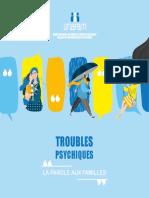Troubles Psychiques Famille Unafam