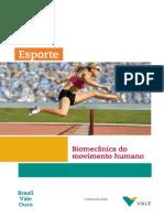 Caderno de Referência Esporte Biomecânica Do Movimento Humano