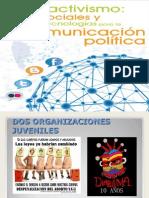 Cibercativismo político del Ecuador
