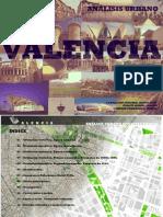 Urban Analyse of the city of Valencia/////ANÁLISIS URBANO DE LA CIUDAD DE VALENCIA