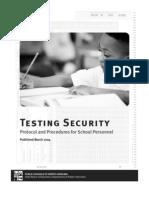 TestingSecurity