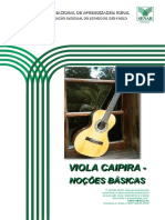 Apostila Viola Caipira