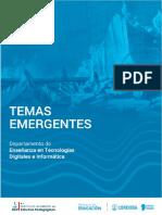 Temas Emergentes - IA