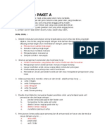 1. Soal OFSET Pilihan Ganda Doc