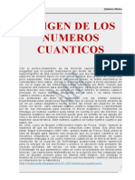 FICHA TERCERO NUMEROS CUANTICOS 1