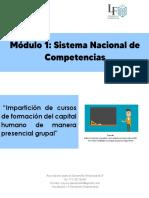 Sistema NAcional de Competencias1.1