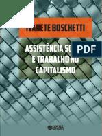 Assistência Social e Trabalho No Capitalismo Ivanete Boschetti
