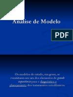 Ortodontia - Análise de Modelo, Moyers, Nance,Tanaka - Johnston , Bolton