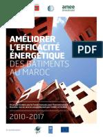 Ademe Ameliorer Efficacite Energetique Batiments Maroc