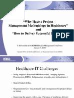 WhyHaveProjectManagementMethodology