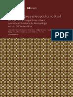 A Antropologia e a Esfera Pública No Brasil