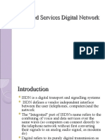 Integrated Services Digital Network