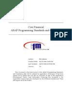 ABAPProgrammingStandards