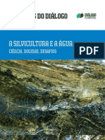 Cadernos Do Dialogo Volume 1 Agua e Silvicultura