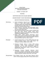 Permen18-2007SertifikasiGuru