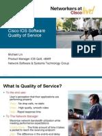Cisco IOS Software - QoS