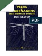 1.2 - Engrenagens Das Ciências Sociais - Elster (Capítulos I a IV)