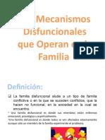 familia disfuncional