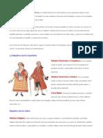 Organizacion Social en el virreinato del Peru