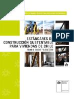 Estandares de Construcción Sustentable Para Viviendas de Chile Tomo i Salud y Bienestar