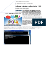 Instalar Windows 7 desde un Pendrive USB _ islaBit