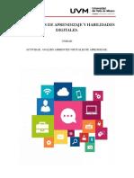 Ambiente Virtual de Aprendizaje