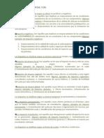 CLASIFICACION DE IMPACTOS AMBIENTALES
