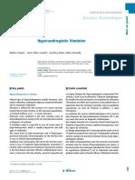 Hyperandrogénie féminine