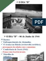 2 - A Segunda Guerra Mundial - Aula 2 - Jonas